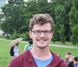 UW Study Abroad - Andrew