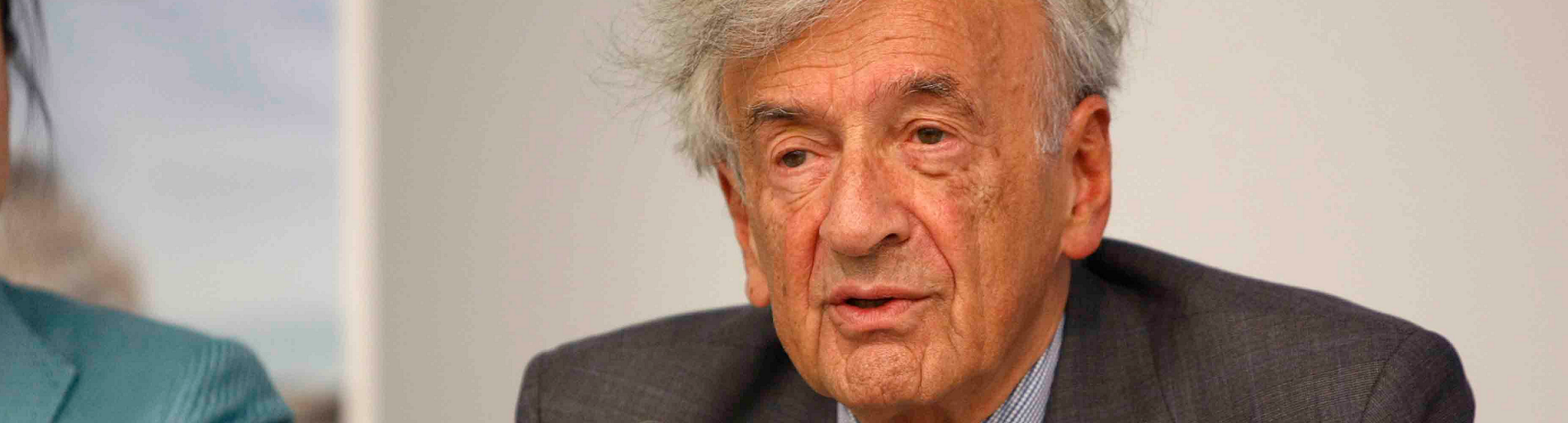 Remembering Elie Wiesel: 1928-2016