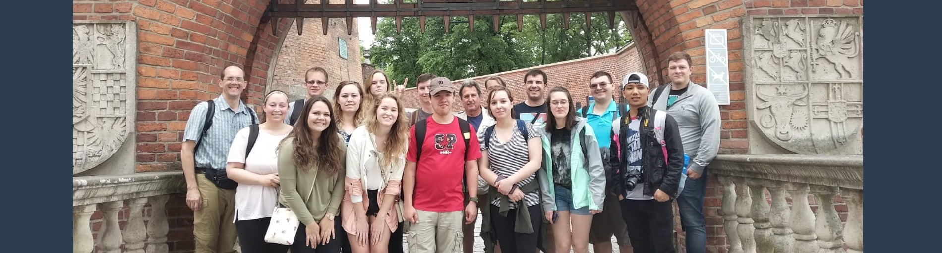 UW Students Visit Eastern Europe with HERC